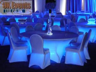 LED Banquet Tables