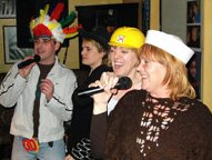 CAMBERLEY Karaoke Birthday Disco