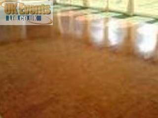 Pure real wooden oak dance floor