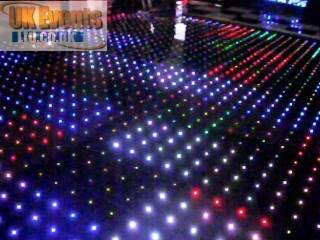 video and image dance floor