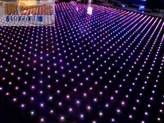 rgb pattern dance floor